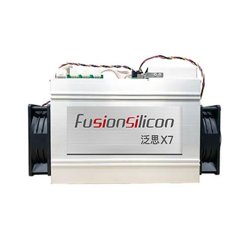 Asic FusionSilicon X7